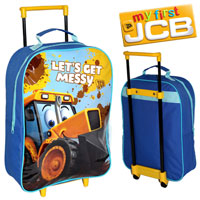 Official Joey JCB Arch Trolley Blue