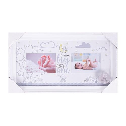 Baby Dream Big Photo Frame