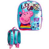 Official Peppa Pig Premium Backpack Lets Go