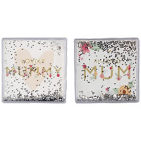 Mothers Day Glitter Photo Frame