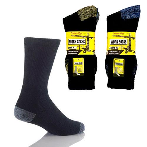 Premium Wear Heavy Duty Work Socks
