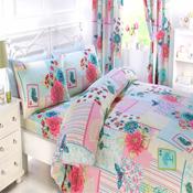 Room in a Bag Set Floral Collage