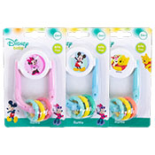 Official Disney Baby Rattle and Teether Assorted