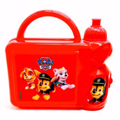 Paw Patrol Hard Lunch Box and Bottle Set