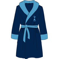 Official Mens Tottenham Fleece Dressing Gowns
