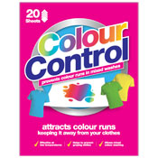Colour Control Laundry Sheets