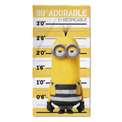 Despicable Me 3 Jailbird Beach Towel
