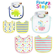 Baby Bibs with Characters
