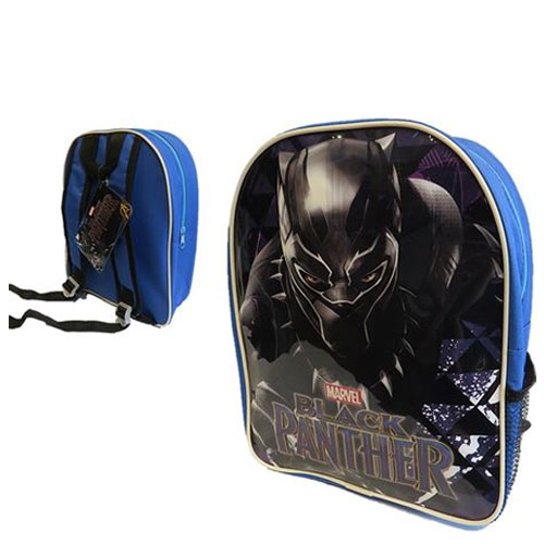 Official Black Panther Glossy Backpack