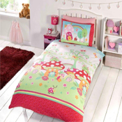 Childrens Fun Filled Bedding - Enchanted Gardens