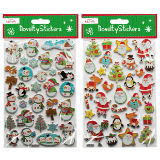 Christmas Novelty Stickers