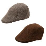 Adult Tweed Flat Cap