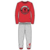 Older Boys Football Pyjama Set Liverpool