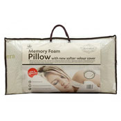 Memory Foam Pillow With Aloe Vera