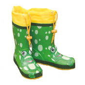 Frog Wellies Infant Size