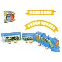 Childs Train Set Battery Operated