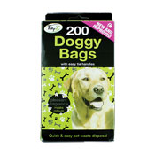 Dog Poo Bags 200 Pack