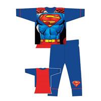 Official Boys Superman Novelty Pyjamas