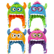 Colourful Monster Hat