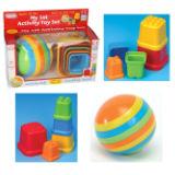 My 1st Activity Toys Set