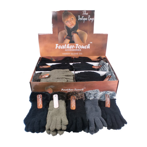 Ladies Boutique Range Gloves By Handy