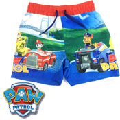 Boys Paw Patrol Surf Shorts