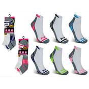 Ladies ProHike Trainer Socks Light Mix