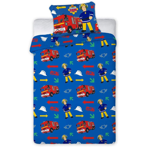 Official Fireman Sam Duvet Set