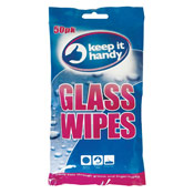Bleach Free Glass Wipes