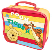Disney Pooh & Tigger Lunch Bag