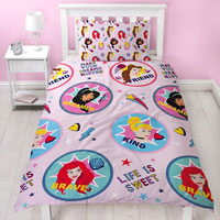 Official Disney Princess Friends Duvet Set