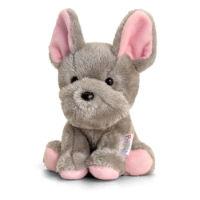 14cm Animotsu French Bulldog Soft Toy