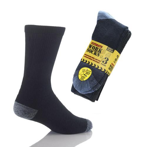 Work Socks Mens Ultimate