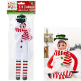 Elf Snowman Outfit