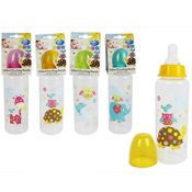 First Steps Baby Feeding Bottle Animals