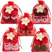 Baby Christmas Gift Booties