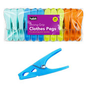 Strong Grip Clothes Pegs 24 Pack