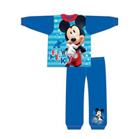 Official Boys Toddler Mickey Mouse Pyjamas