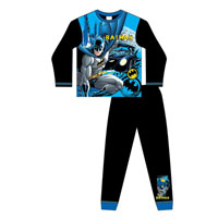 Boys Older Official Batman Pyjamas Black