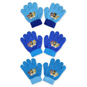 Official Childrens Paw Patrol Knitted Gloves