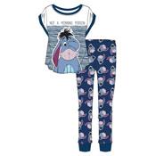 Ladies Disney Eeyore Not A Morning Person Pyjama Set