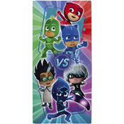 Official PJ Masks Hero vs Villains Beach Towel