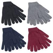 Ladies Thermal Wool Magic Gloves Assorted