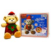 Grafix Build Your Own Christmas Teddy Bear