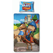 Mike the Knight Duvet Set