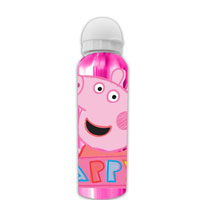 Reusable Aluminium Sports Bottle Peppa Pig