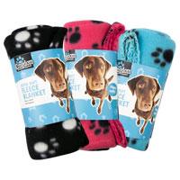 Pet Fleece Blanket 60 x 100cm
