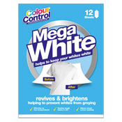 Mega White Laundry Sheets