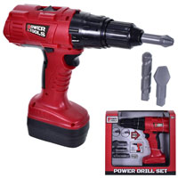 Toy Power Drill Set