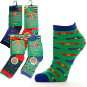 Boys Vintage Racers Novelty Socks